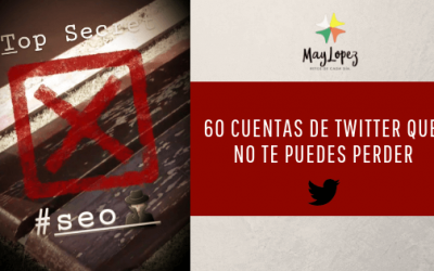 Top Secret #SEO: 60 cuentas de twitter que no te puedes perder