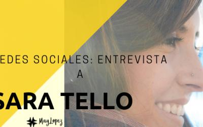 Redes Sociales: entrevista a Sara Tello